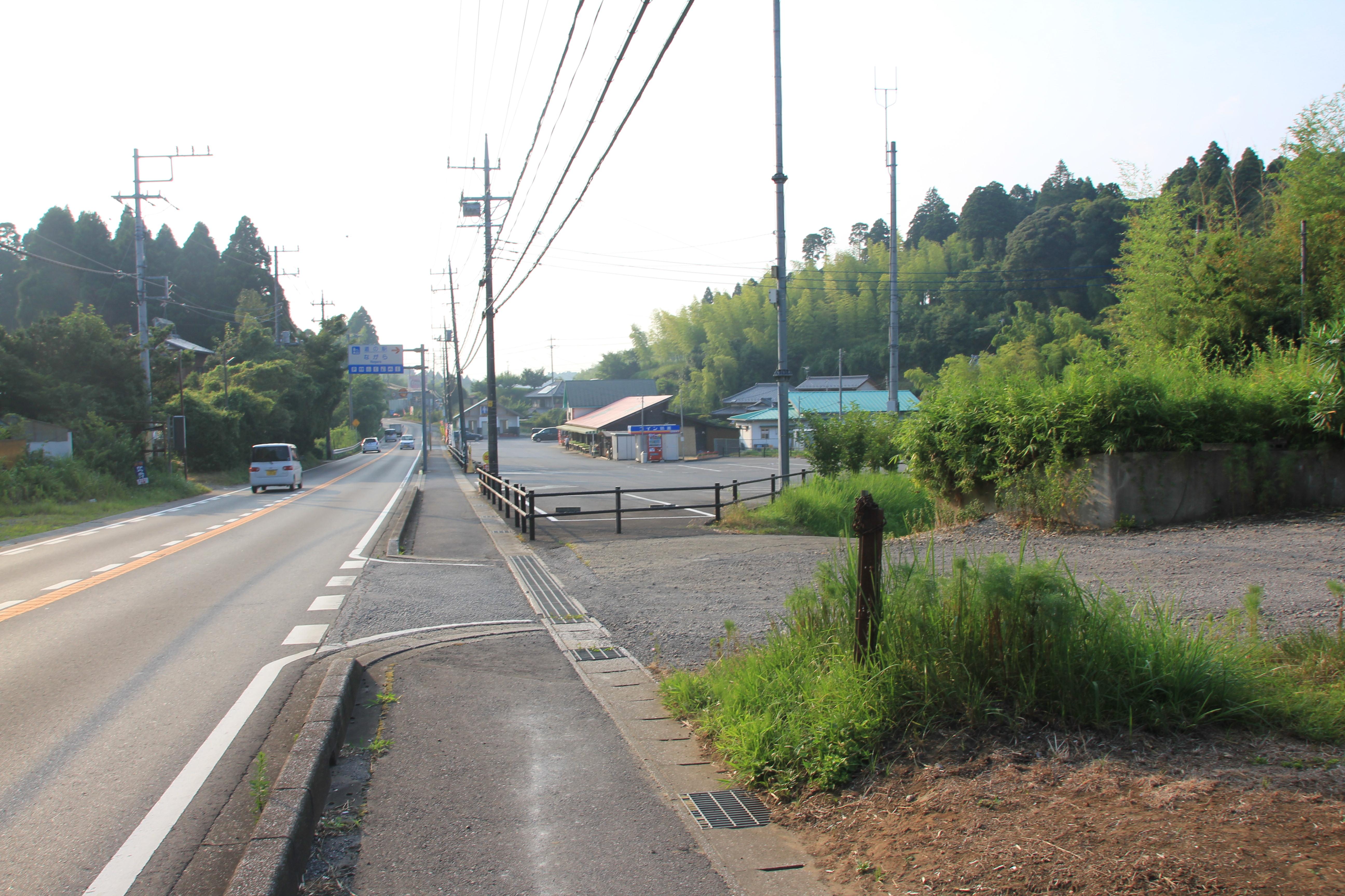 【土地貸します】千葉県長生郡長柄町六地蔵